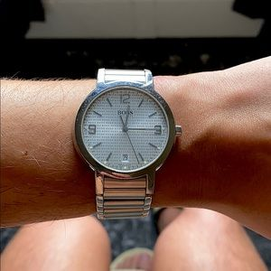 *Vintage* HUGO BOSS COLLECTION CELLINI WATCH